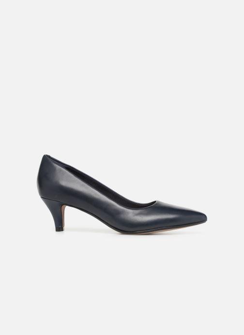 Zapatos de tacón Clarks Linvale Jerica Azul vistra trasera