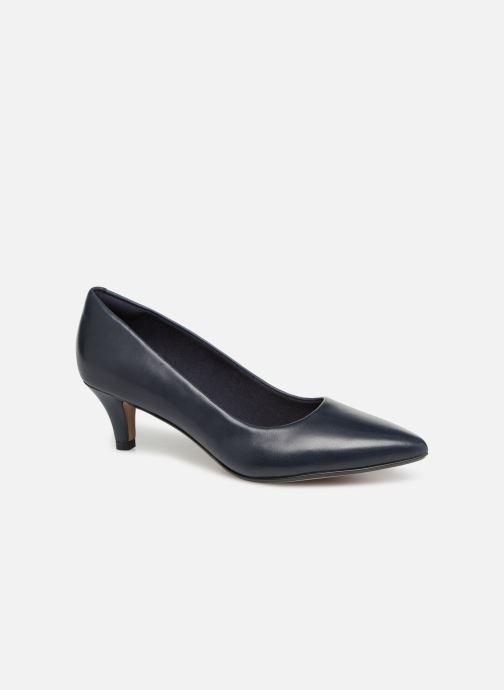 Zapatos de tacón Clarks Linvale Jerica Azul vista de detalle / par