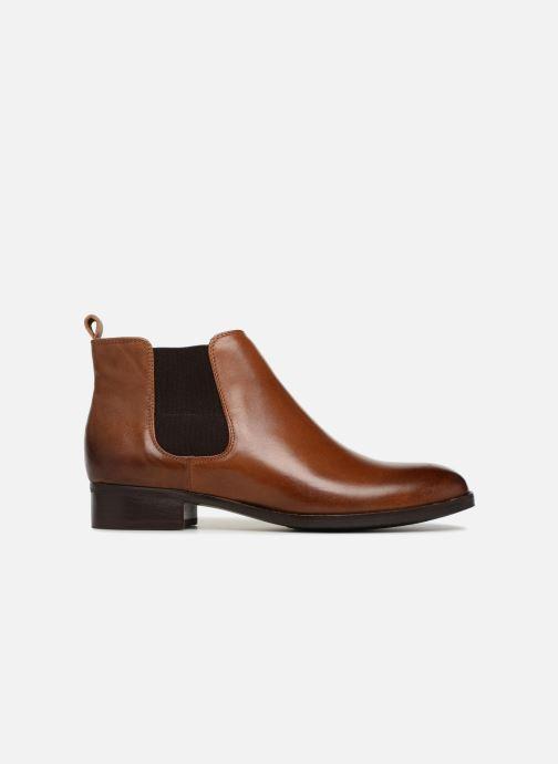 Bottines et boots Clarks Netley Ella Marron vue derrière