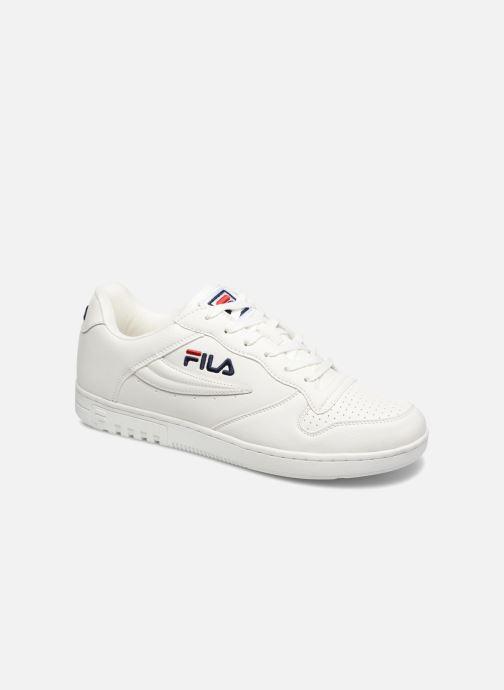 Baskets FILA FX100 Low Blanc vue détail/paire