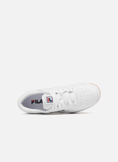 FILA Original Fitness H Cuir Synthétique Baskets Blanc