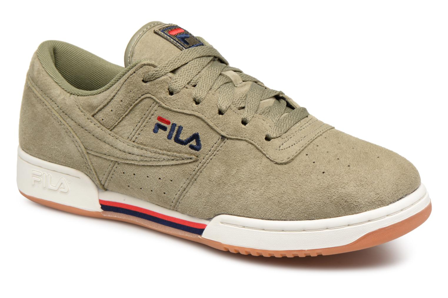 FILA Original Fitness chez S (Green) - Trainers chez Fitness (340271) b09627