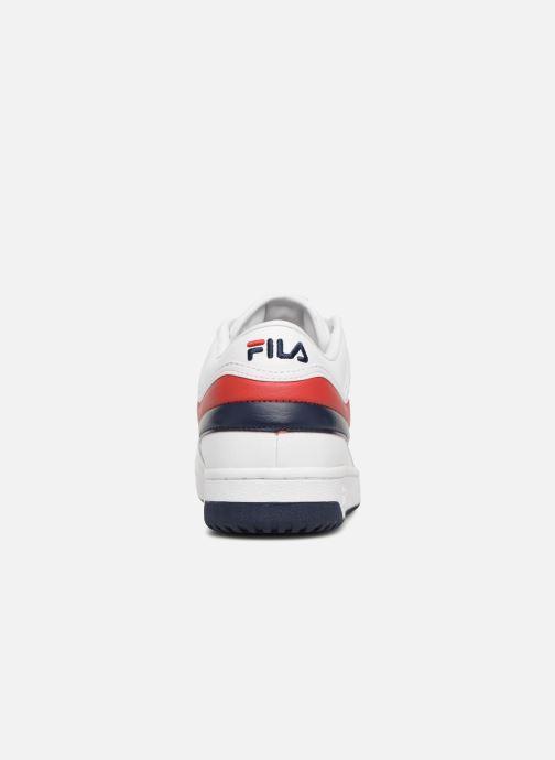 Baskets FILA T1 Mid 2 Blanc vue droite