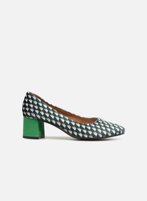 High heels Made by SARENZA Made by Sarenza X Elise Chalmin Escarpin Green detailed view/ Pair view