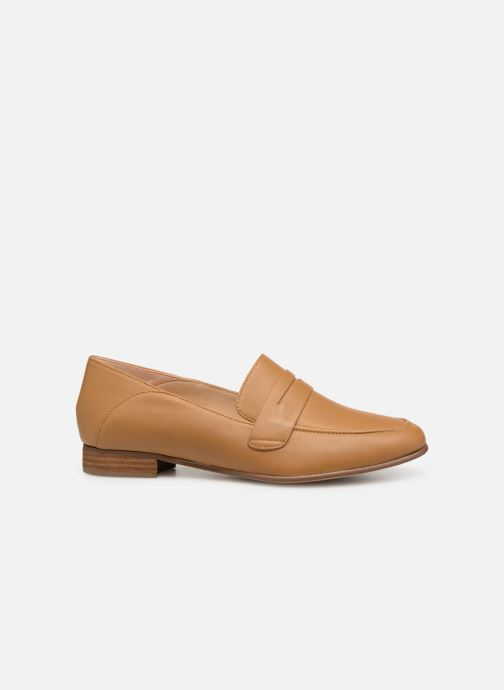 Loafers Clarks Pure Iris Brown back view
