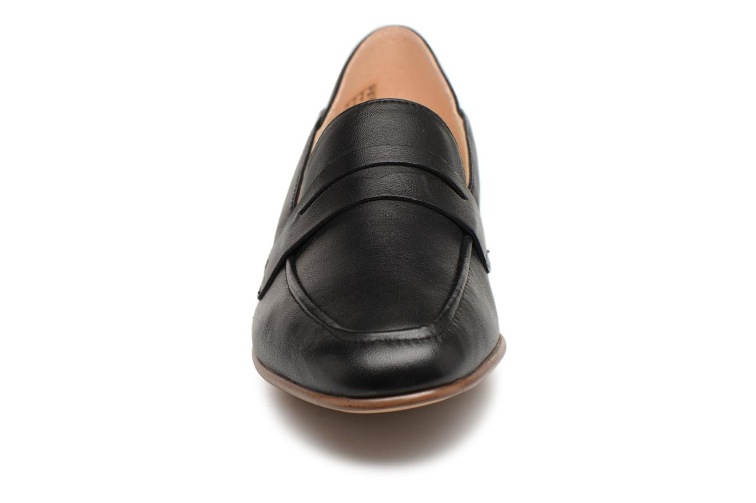 Clarks Pure Leather Black Black Leather Pure Iris Clarks Clarks Pure Iris wSIPnPt