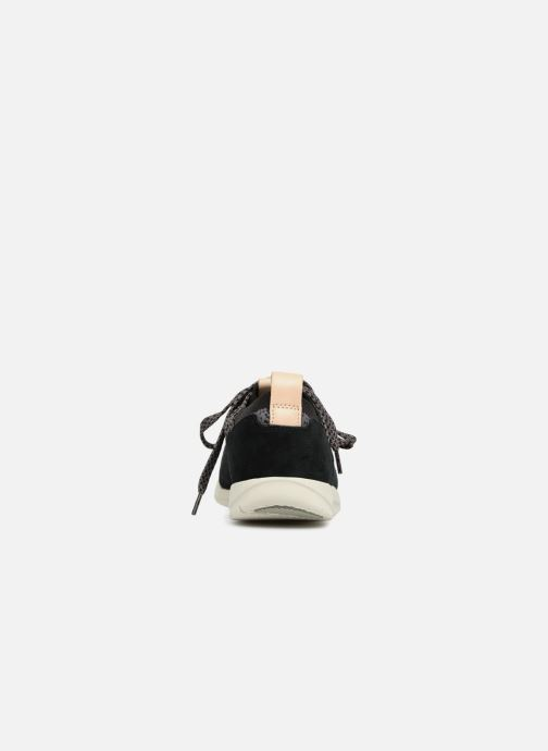 Trainers Clarks Tri Amelia Black view from the right