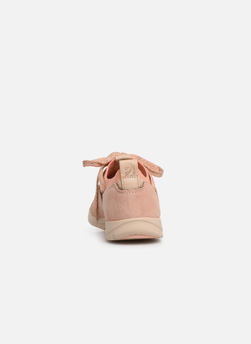 rosa Clarks Sneaker Amelia 361525 Tri zzqaE