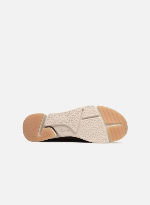 Sneakers Clarks Tri Free Paars boven