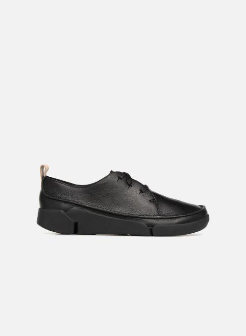 Sneakers Clarks Tri Clara Nero immagine posteriore