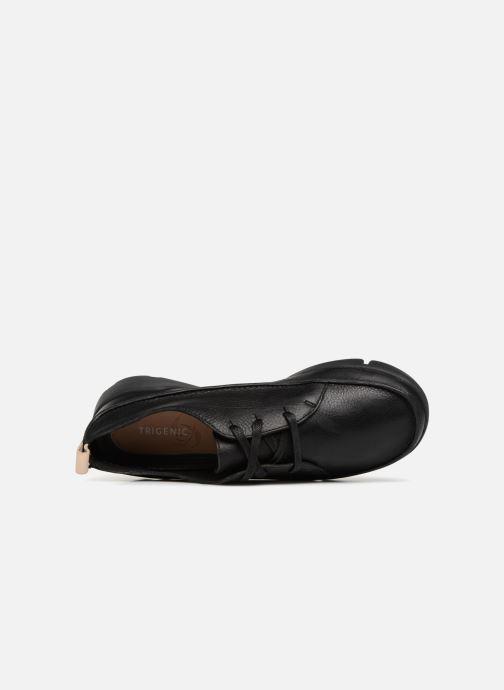 Sneakers Clarks Tri Clara Nero immagine sinistra