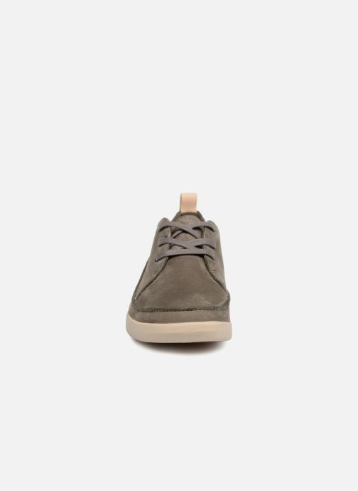 Sneakers Clarks Tri Clara Grön bild av skorna på