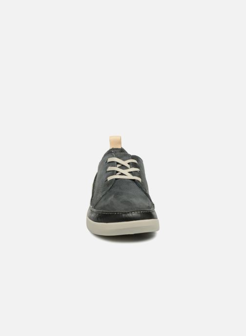 Trainers Clarks Tri Clara Grey model view