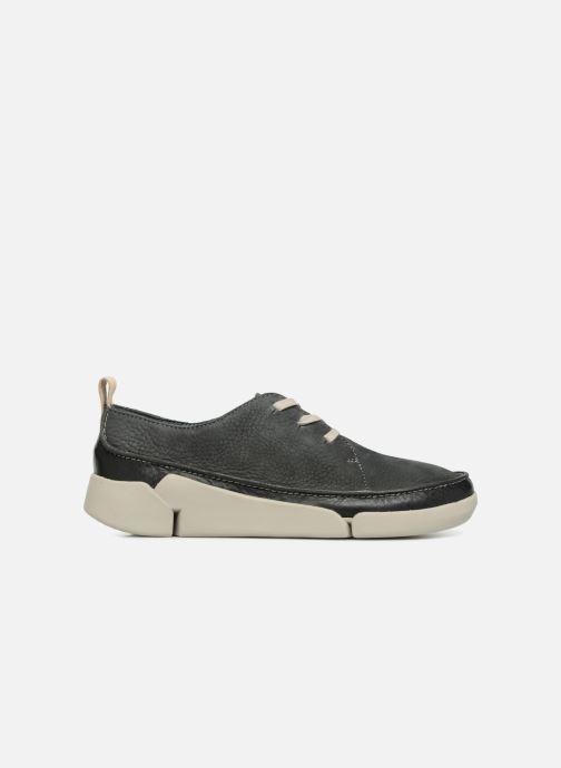 Sneakers Clarks Tri Clara Grijs achterkant