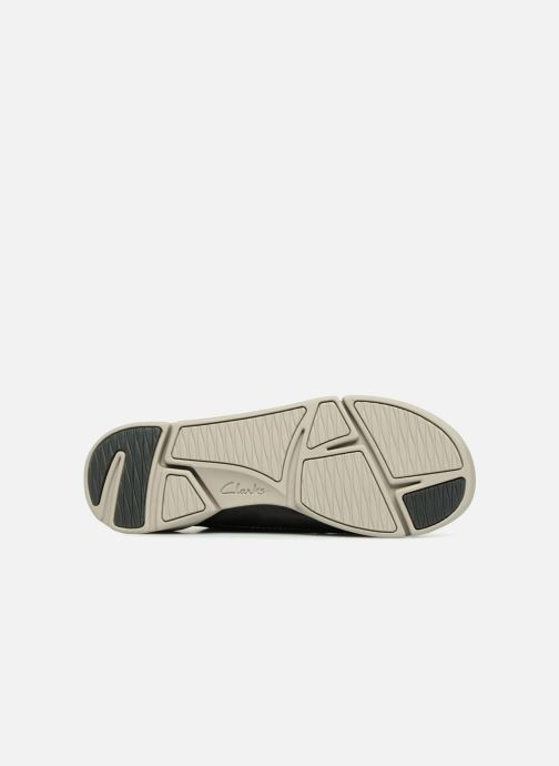 Trainers Clarks Tri Clara Grey view from above