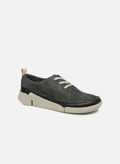 Trainers Clarks Tri Clara Grey detailed view/ Pair view
