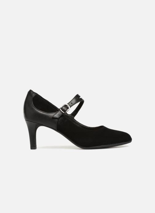 Zapatos de tacón Clarks Dancer Reece Negro vistra trasera
