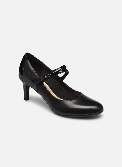 Zapatos de tacón Clarks Dancer Reece Negro vista de detalle / par