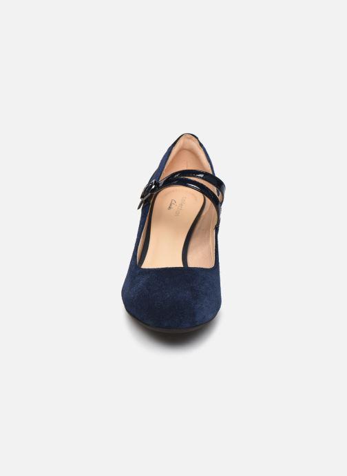 Zapatos de tacón Clarks Dancer Reece Negro vista del modelo