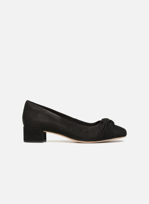 High heels Clarks Orabella Lily Black back view