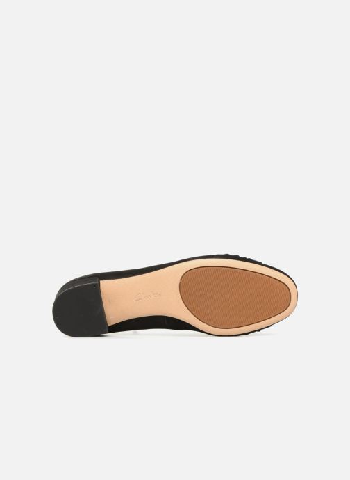 High heels Clarks Orabella Lily Black view from above