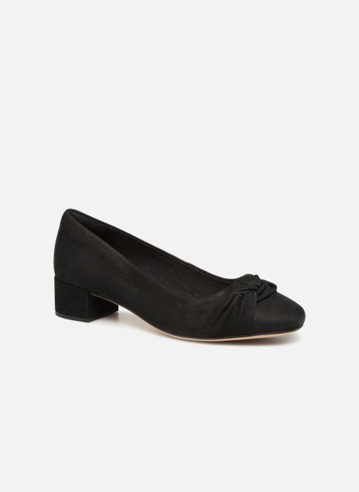 High heels Clarks Orabella Lily Black detailed view/ Pair view