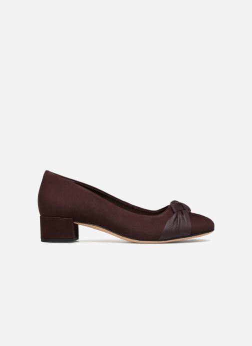 High heels Clarks Orabella Lily Purple back view