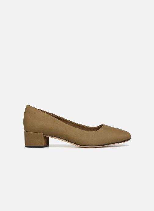 Zapatos de tacón Clarks Orabella Alice Verde vistra trasera