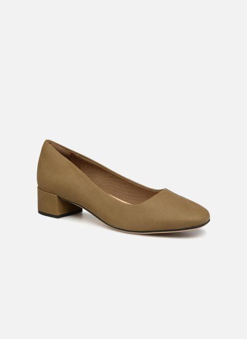 Zapatos de tacón Clarks Orabella Alice Verde vista de detalle / par