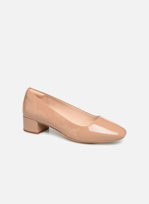 Zapatos de tacón Clarks Orabella Alice Beige vista de detalle / par