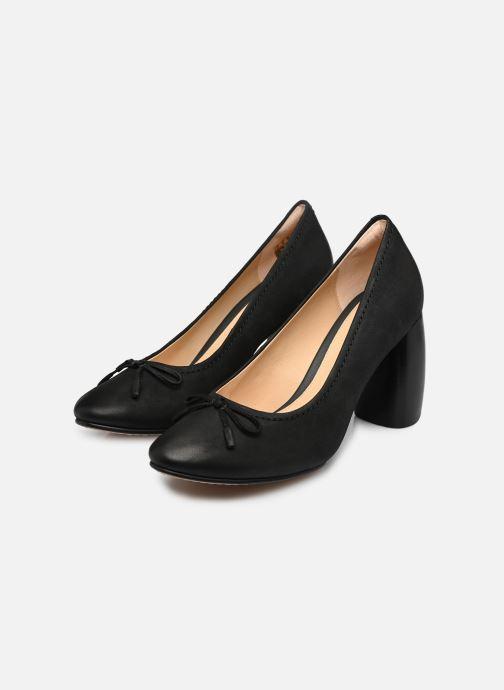 Zapatos de tacón Clarks Grace Nina Negro vista de abajo