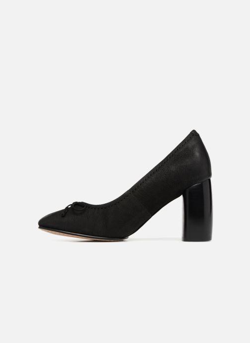 Zapatos de tacón Clarks Grace Nina Negro vista de frente