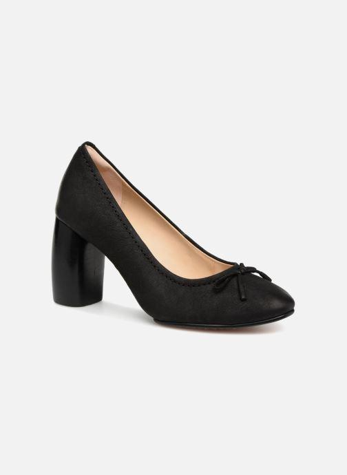 Zapatos de tacón Clarks Grace Nina Negro vista de detalle / par