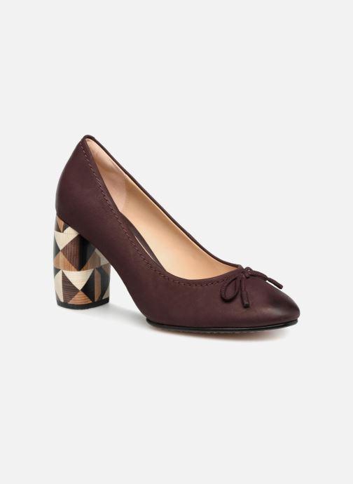 Zapatos de tacón Clarks Grace Nina Violeta      vista de detalle / par