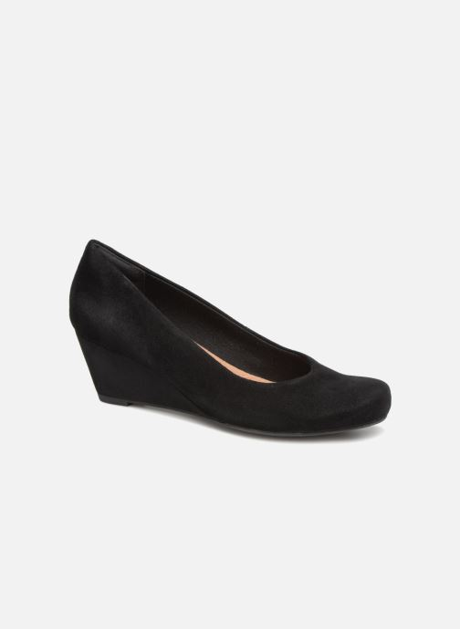 Zapatos de tacón Clarks Flores Tulip Negro vista de detalle / par