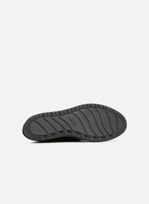 Chaussures à lacets Clarks Sharon Noel Noir vue haut