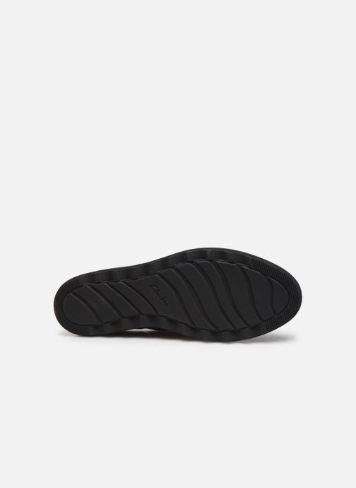 Chaussures à lacets Clarks Sharon Noel Bleu vue haut