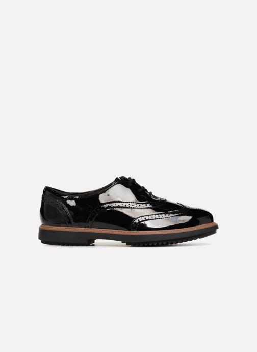 Zapatos con cordones Clarks Raisie Hilde Negro vistra trasera