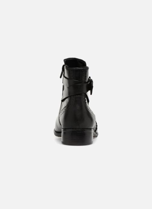 Boots en enkellaarsjes Clarks Netley Olivia NEW Zwart rechts