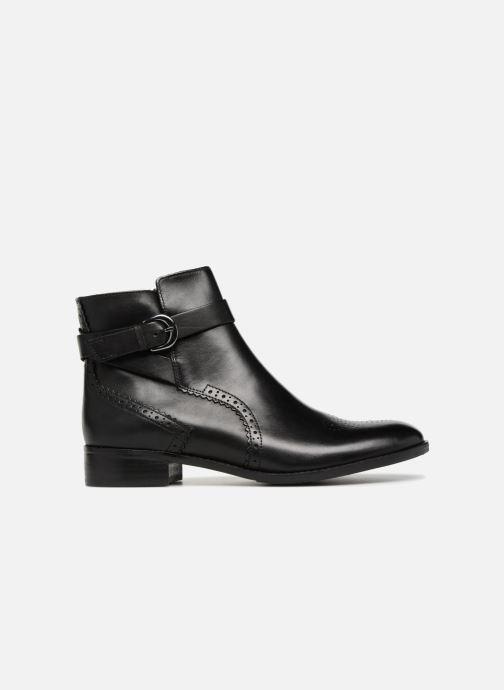Boots en enkellaarsjes Clarks Netley Olivia NEW Zwart achterkant