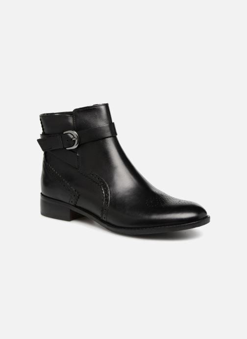 Boots en enkellaarsjes Clarks Netley Olivia NEW Zwart detail