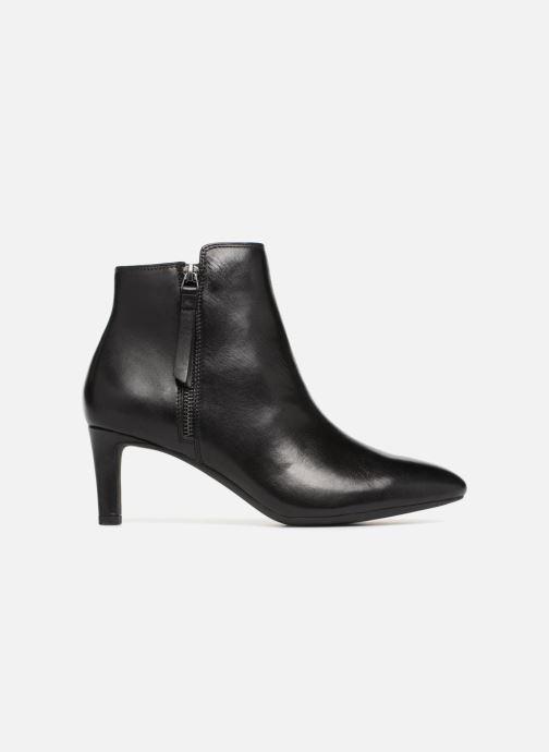 Boots en enkellaarsjes Clarks Calla Blossom Zwart achterkant
