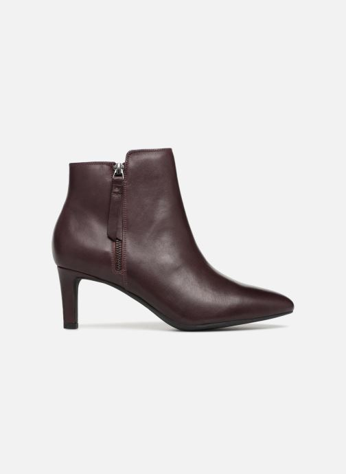 Boots en enkellaarsjes Clarks Calla Blossom Paars achterkant