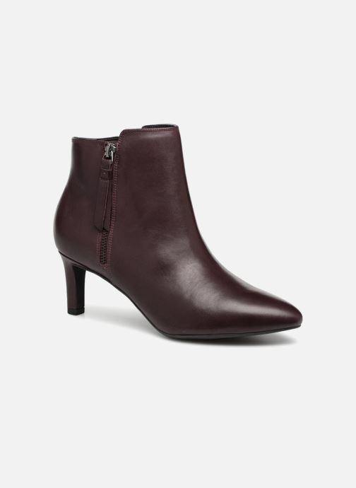 Boots en enkellaarsjes Clarks Calla Blossom Paars detail
