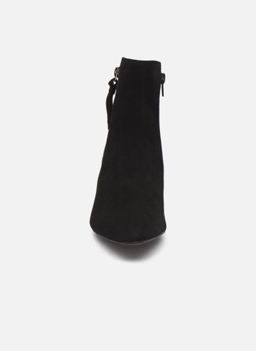 Ankelstøvler Clarks Calla Blossom Sort se skoene på