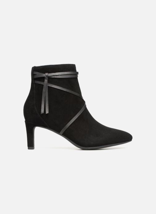 Boots en enkellaarsjes Clarks Calla Aster Zwart achterkant