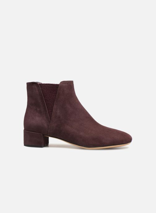 Bottines et boots Clarks Orabella Ruby Violet vue derrière