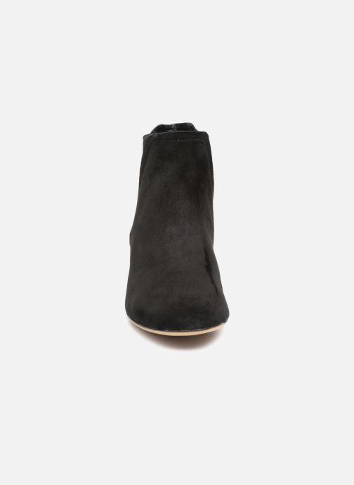 Bottines et boots Clarks Orabella Ruby Noir vue portées chaussures