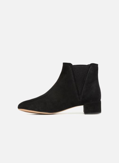 Bottines et boots Clarks Orabella Ruby Noir vue face