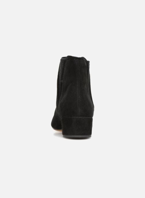 Bottines et boots Clarks Orabella Ruby Noir vue droite
